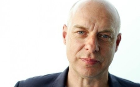 An image of Brian Eno.