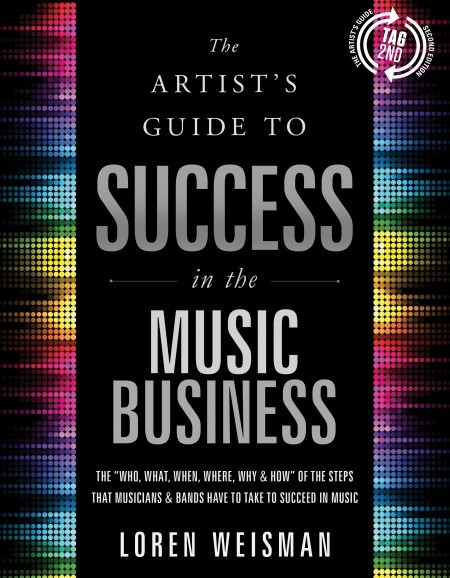 music consultant, copyright notice, artists guide to success, loren weisman, tag2nd