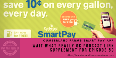 cumberland farms smart pay app, wait what really OK, loren weisman