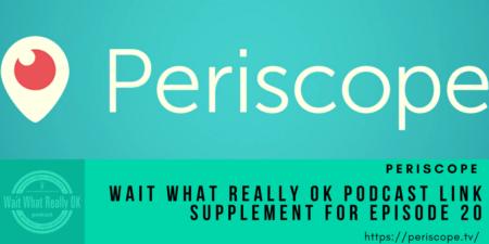 periscope, wait what really ok, loren weisman, canva