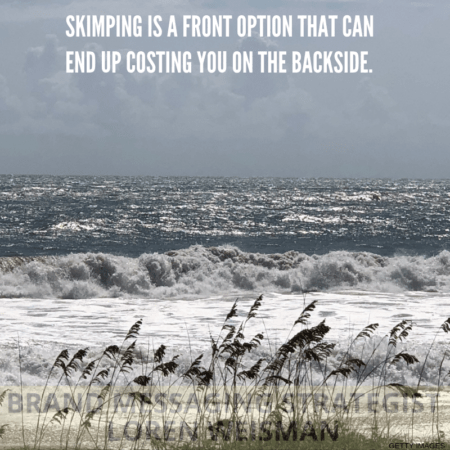 an ocean with a lot of waves and clouds in the background with a quote on top of it.