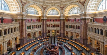 Photo of the Library of Congress